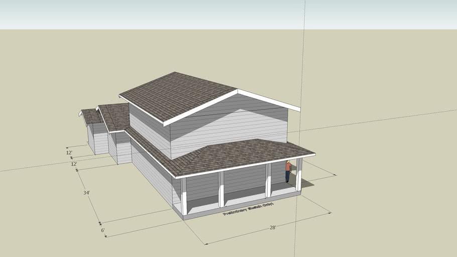 A Custom Home For Sarah and Stuart