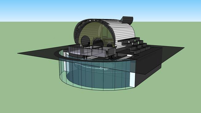 Developed 3D Model