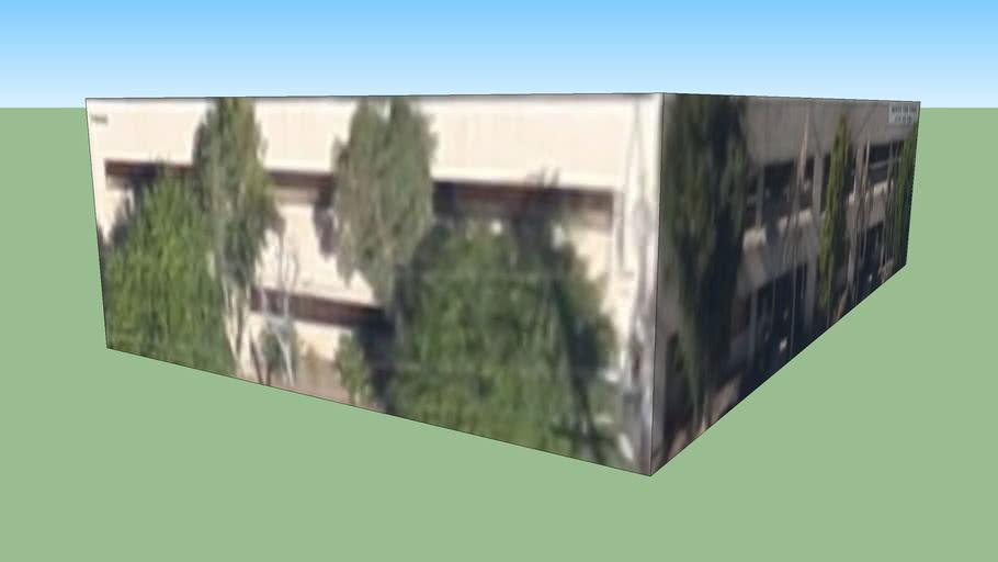 Building in Anaheim-Santa Ana-Garden Grove, CA, USA
