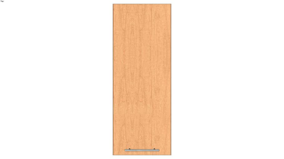 Wall Single Door 39Hx15D