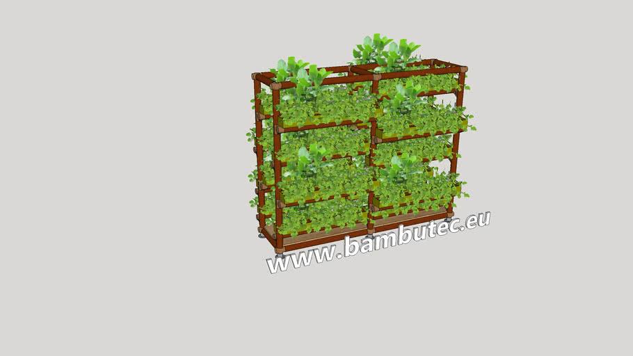 Modular Green-Wall