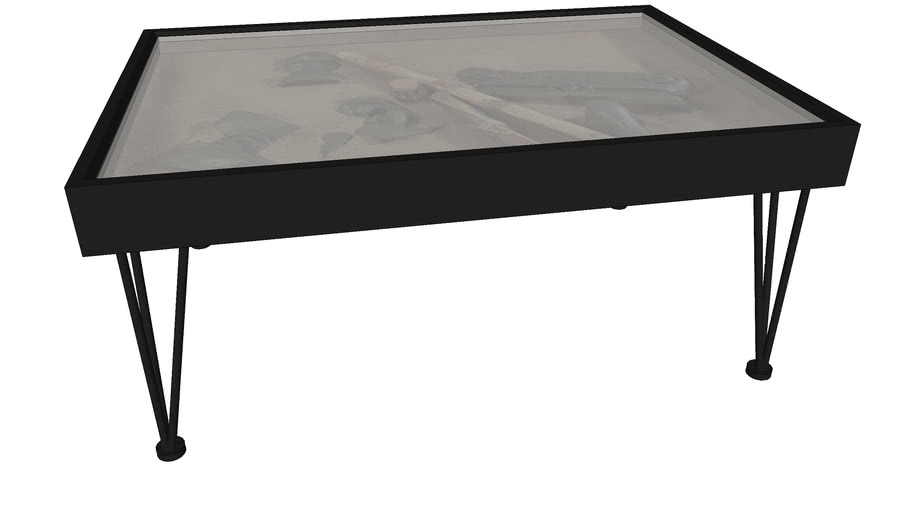 KARE 80809 Coffee Table Collect Desert 100x70 cm (Couchtisch Collect Desert 100x70 cm)