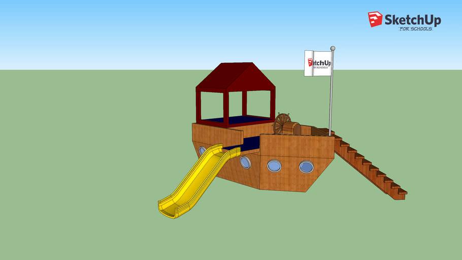 PlayHouse Ship