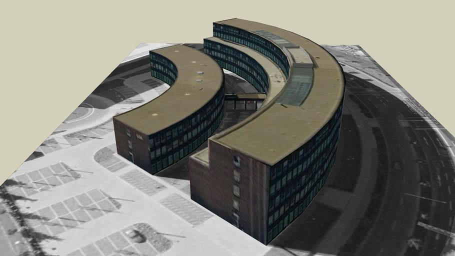 Zentrum für Informations- und Medientechnologie am Flughafen