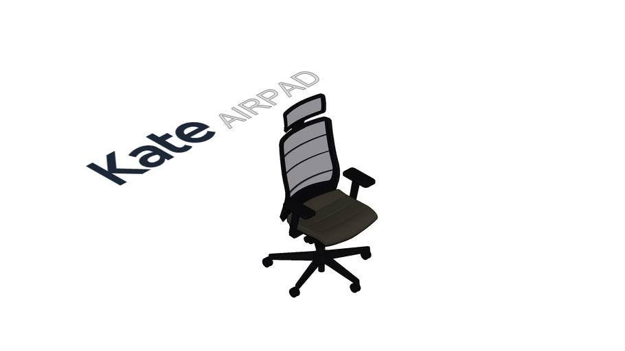 KATE AIRPAD darba krēsls