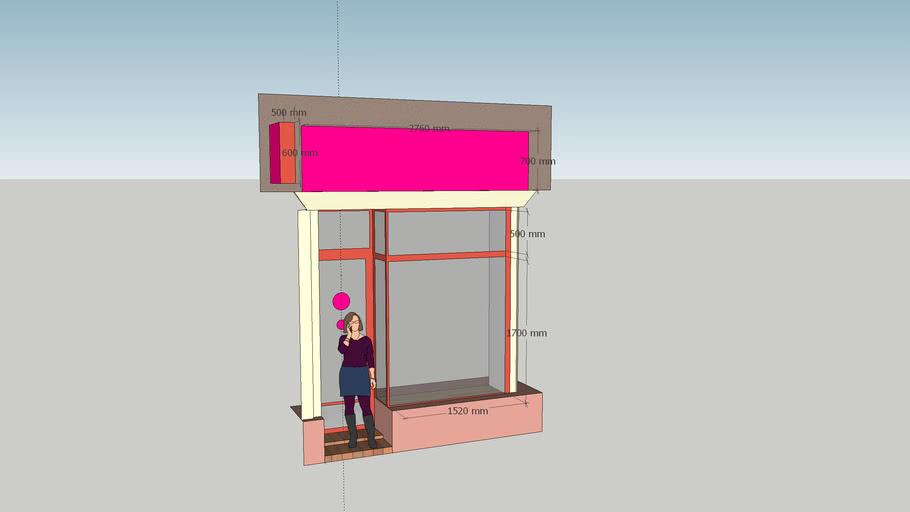 shop window 489081926