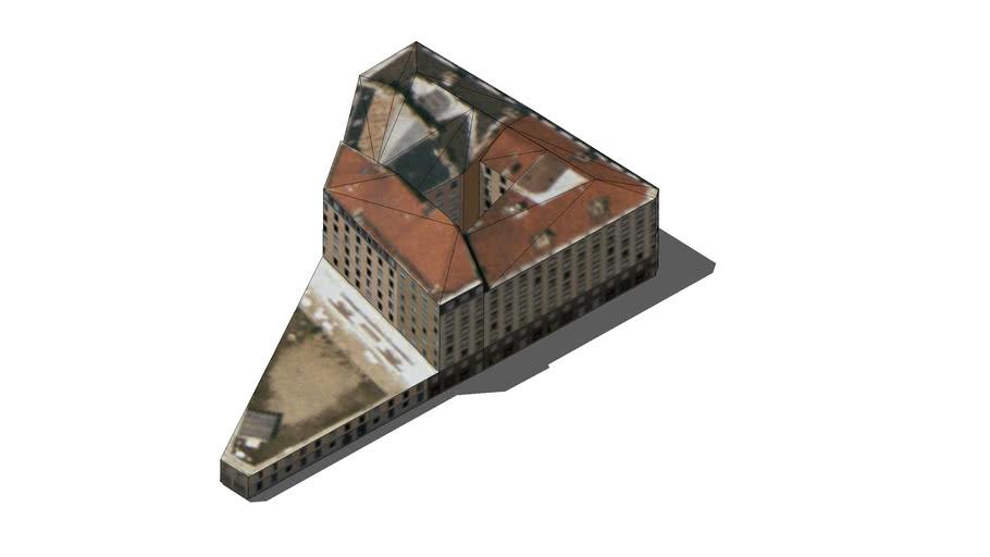 Vieux Lyon en 3D - Ilot 10
