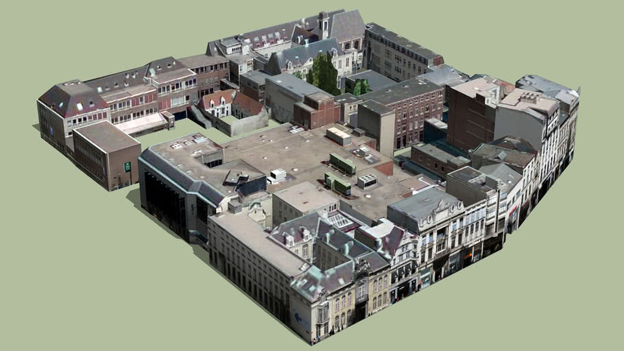 Meir 85-115, Antwerp
