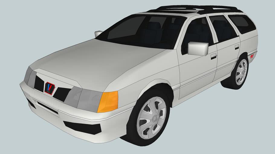 1991 VIVA GX Wagon