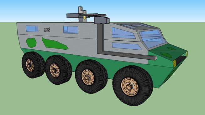 Prototyp RYŚ