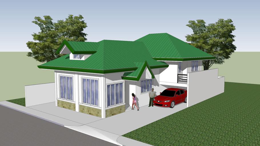 split type residence