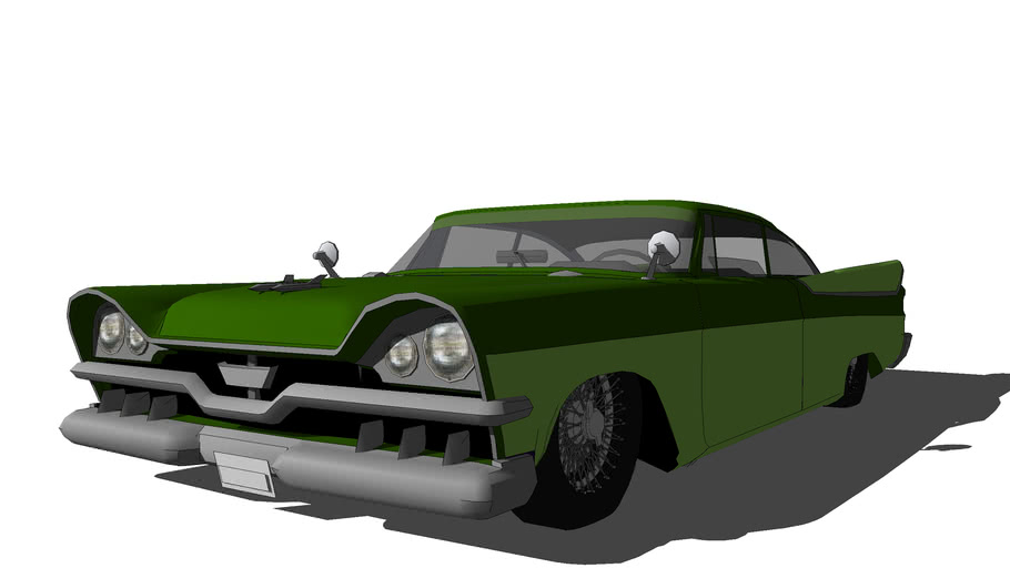 1957 Dodge Lancer custom