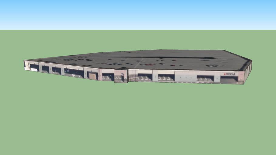 Galleria Parking Structure
