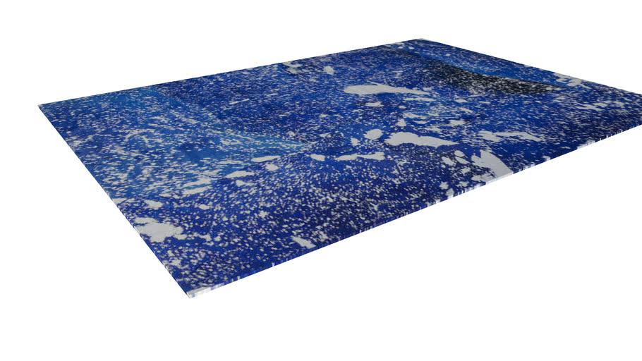 39666 Carpet Galaxy Explosion 170x240cm