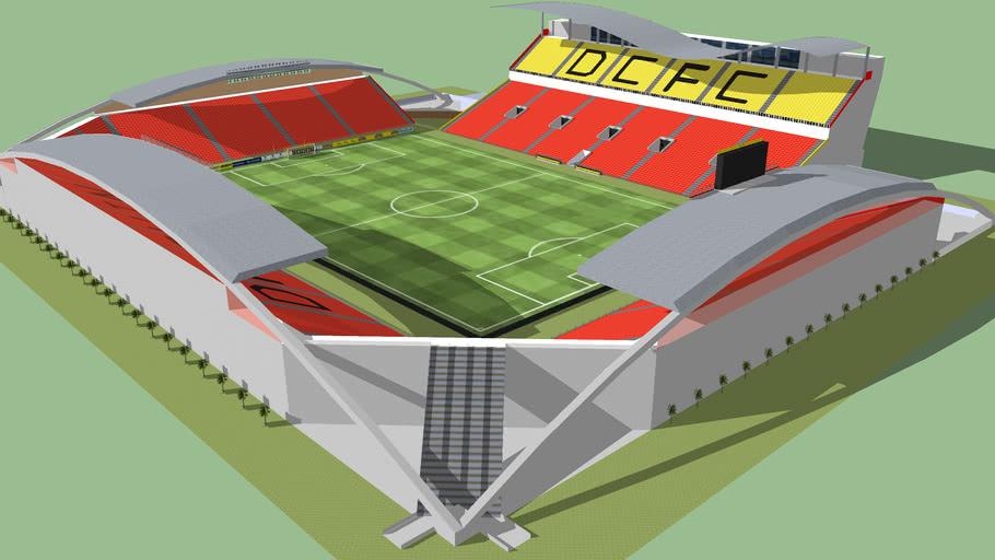 Darwin Cheifs - Palmerston Stadium