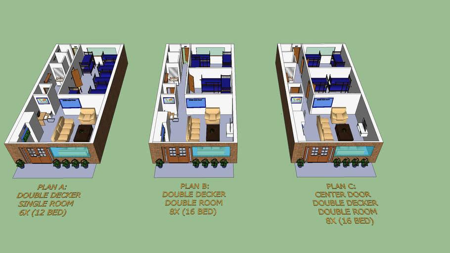Youth Homestay Plan A B C  v20141123 2359