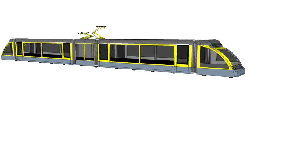 sidney tram