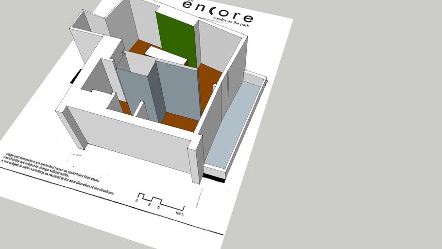 Encore, unit 605 - Portland, Oregon