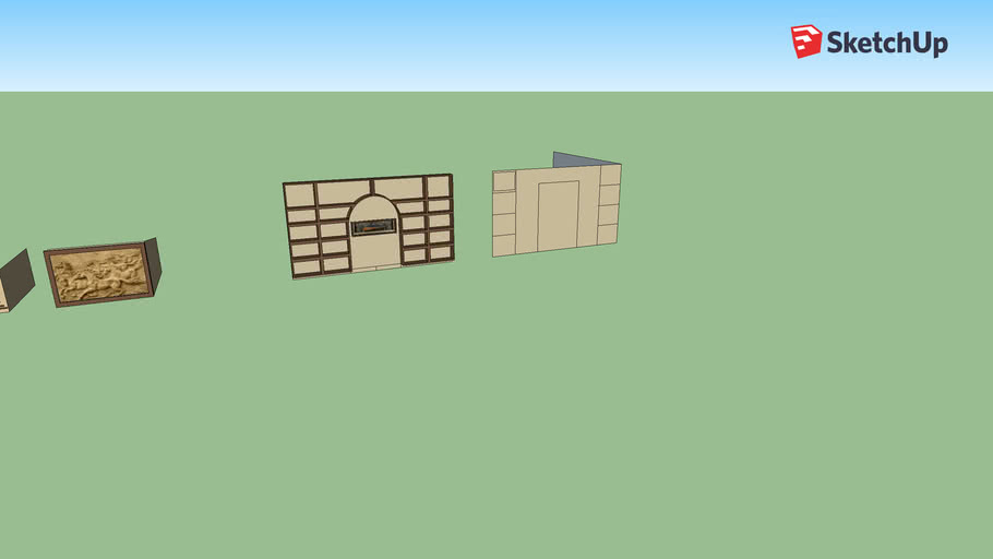 Copy of modern house