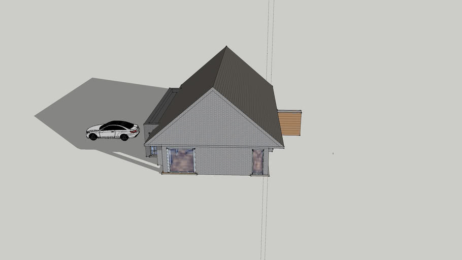 3d house for 2 families