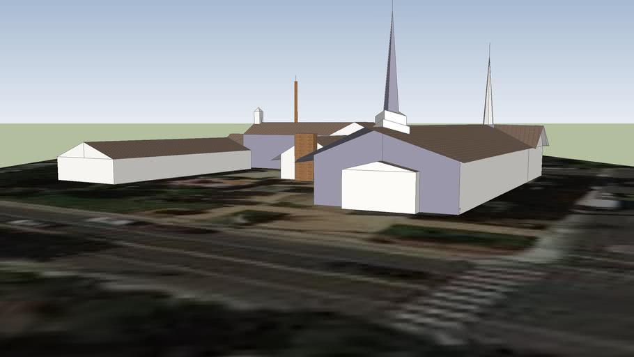 First Baptist Church of Menlo Park