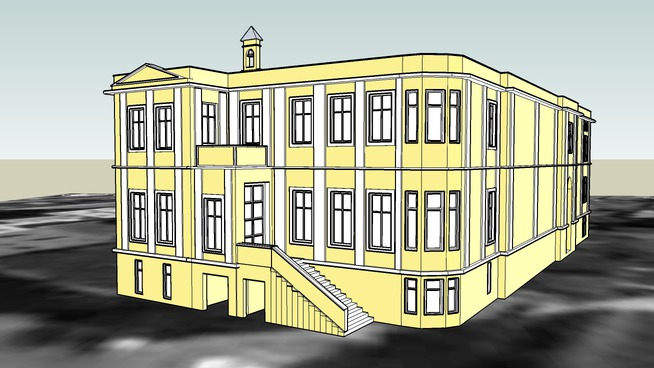 BUILDING ON56 GDANSKA STREET IN BYDGOSZCZ