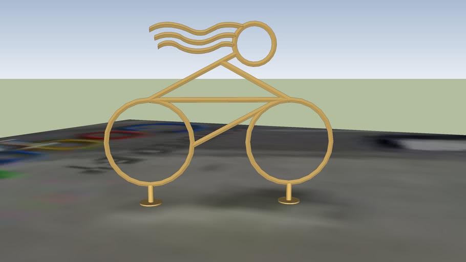 Bike About Bike Rack