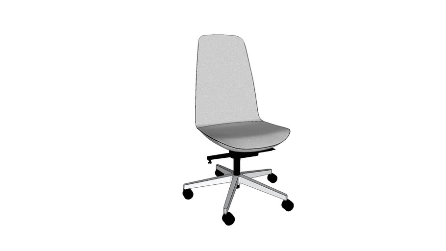 Swivel chair by Bejot - LUMI LM 102