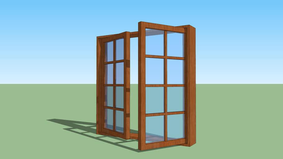 janela madeira