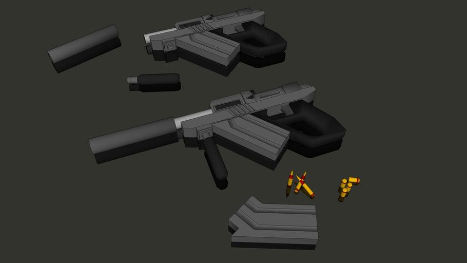 P43 Shotgun Pistol