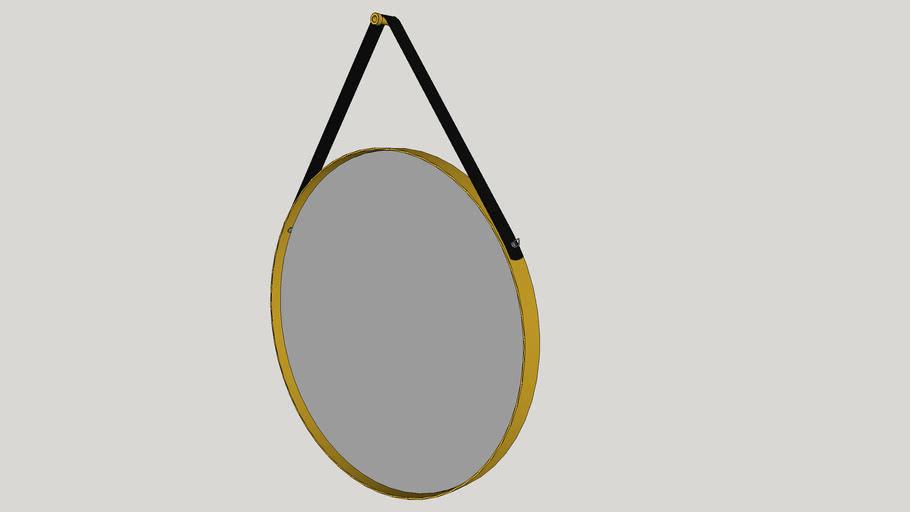 Espelho Hórus 60cm