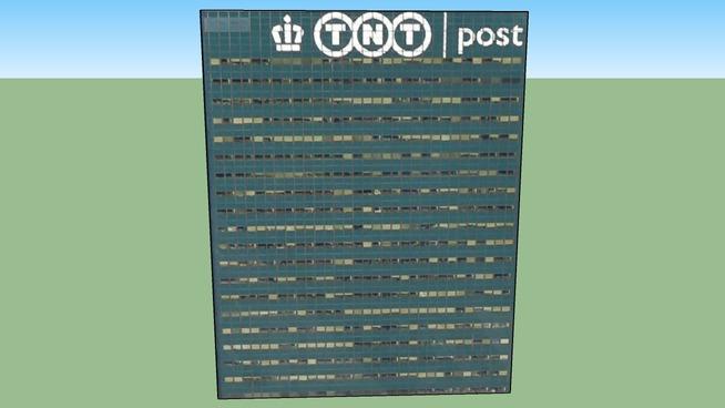 TNT Post kantoor Den haag