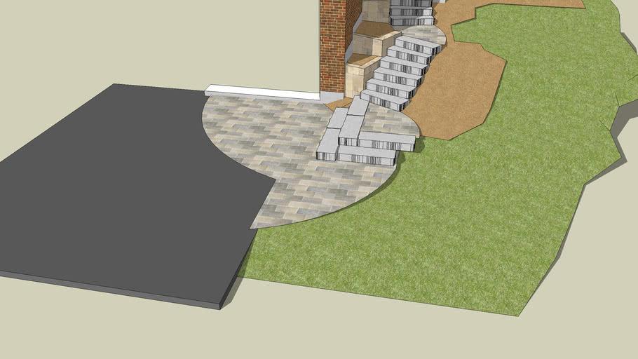 Landscape Entranceway