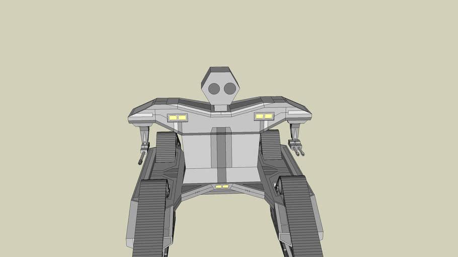 robot-tank