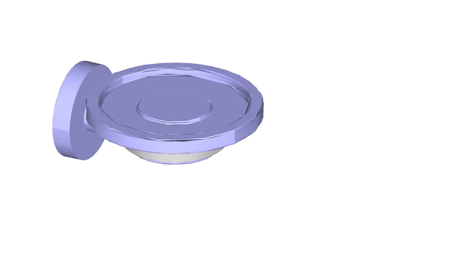 JUSTIME Soap Dish _6810-21-80CP