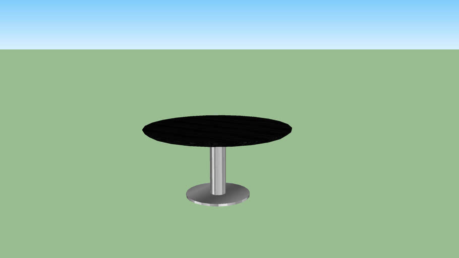 Design Black Coffee Table Agua Design Table 3d Warehouse