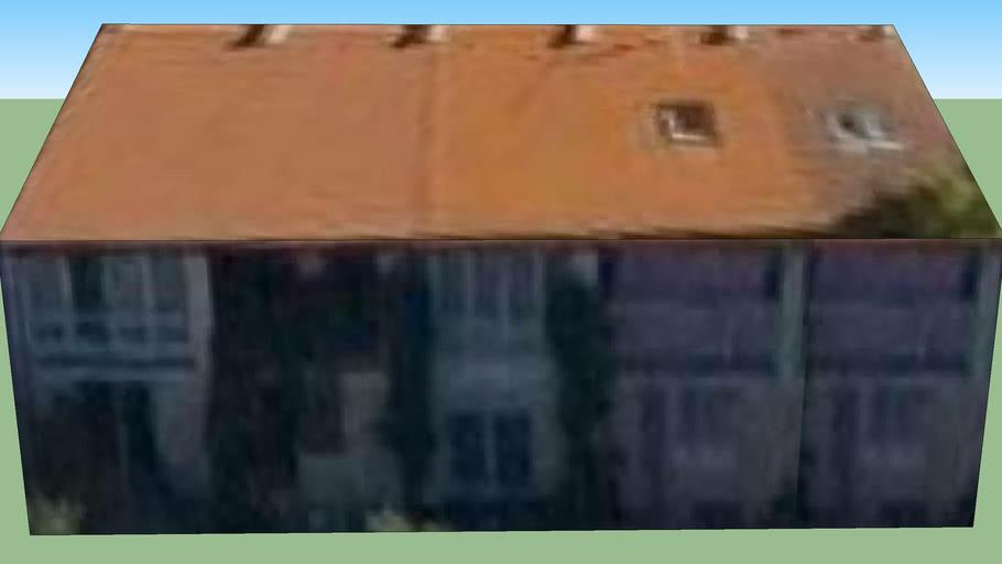 Řadové domy Dvouletky 201-209 na sídlišti Solidarita