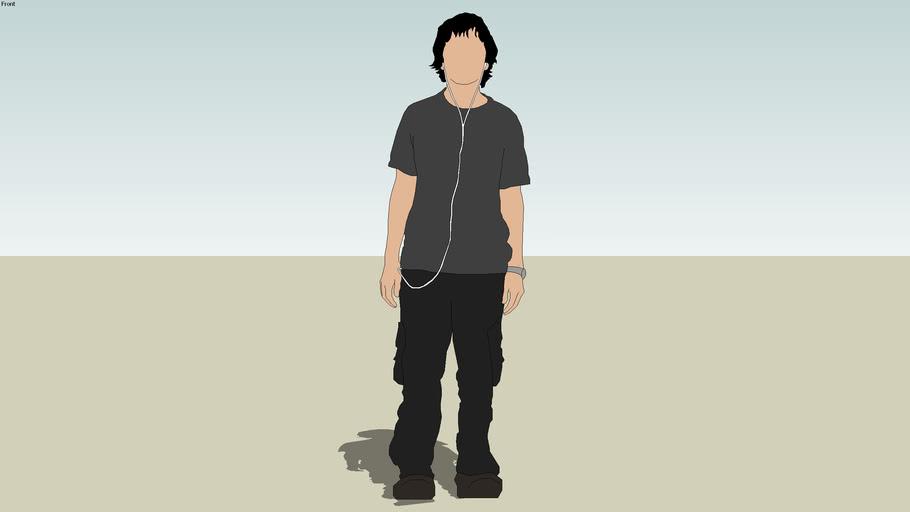 2D Person: Brian