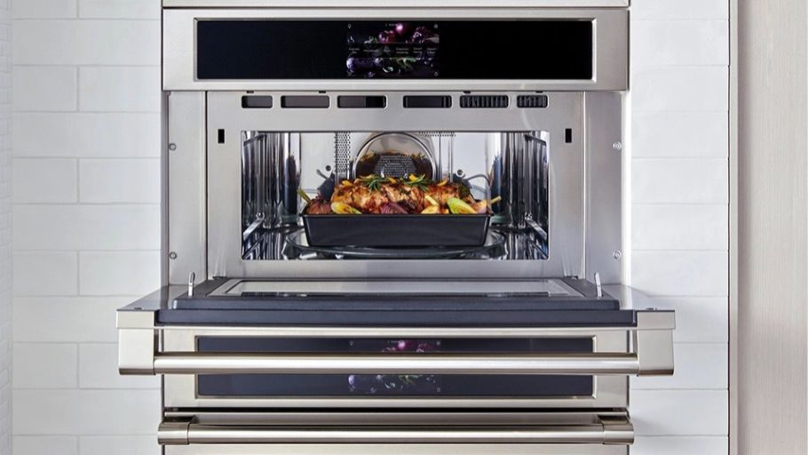 5-In-1 Ovens with Advantium Technology