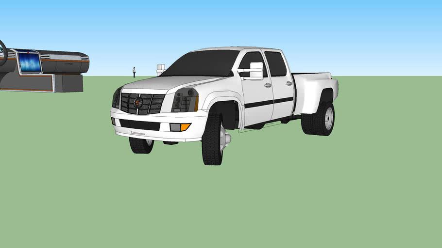 Cadillac Escalade Ext 3500 dually