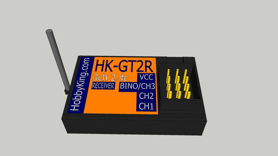 Receiver HK-GT2R