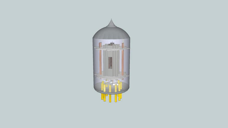5687 Vacuum Tube