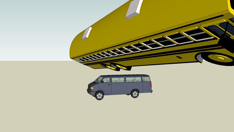 van in trouble