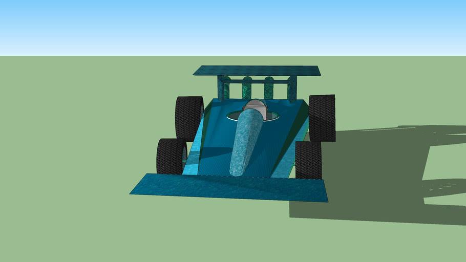SUPER F1 RACING CAR