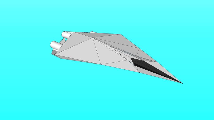 falcon X-3