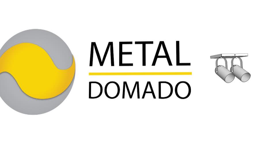 Metal Domado | Trilho Fixo com Duplo