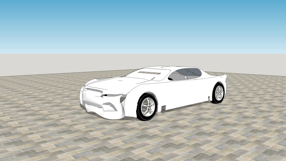 luxery sport sedan concept