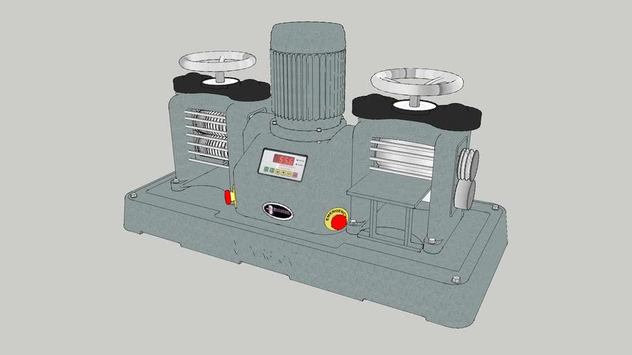 Durston DRM 130 Double Power Mill (w/logo)