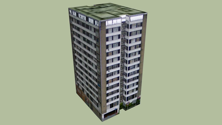 Hatfield Tower Block