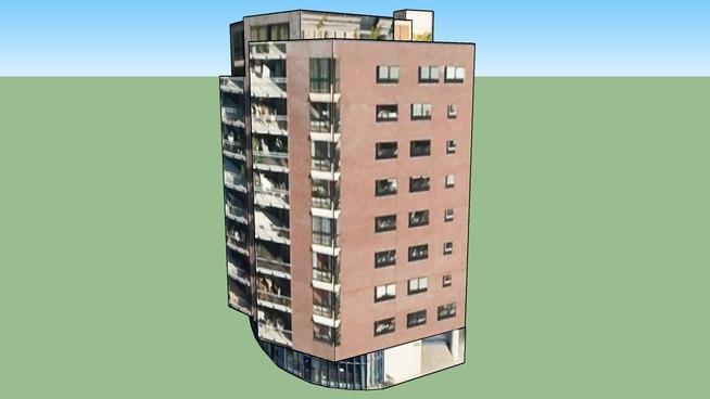 1052 KT アムステルダム, オランダにある建物